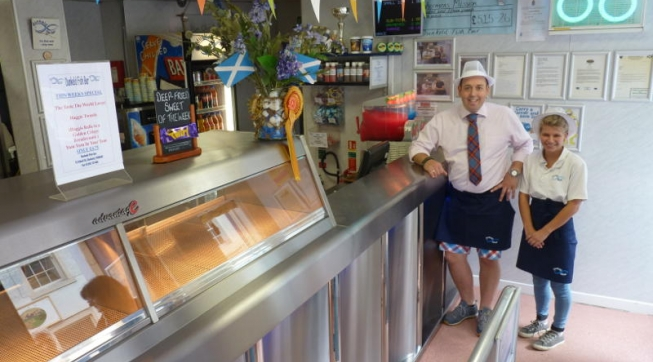 Dunkeld Fish Bar