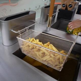 Chip'd Frybike fryer