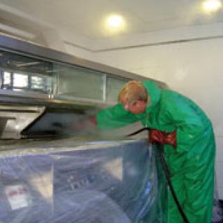 Hewigo steam clean service